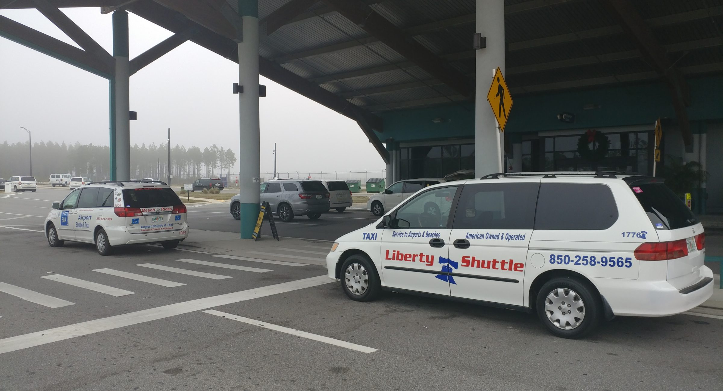 Liberty Shuttle – Good Prices  Better Service  Best Overall